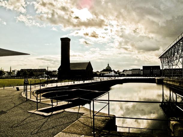 København set fra Operaen