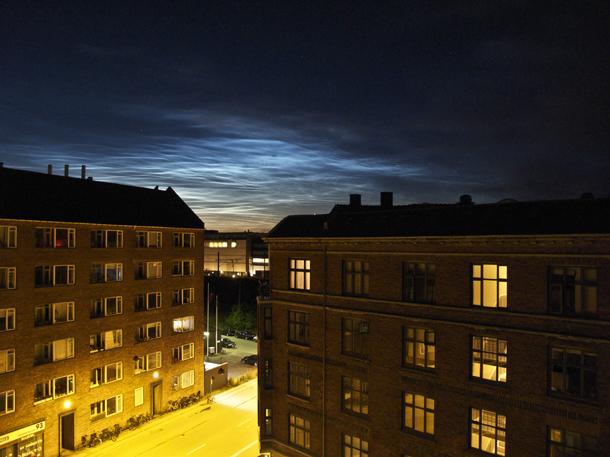 Østerbro Nattehimmel