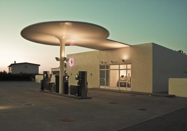 Arne Jacobsen Tankstation