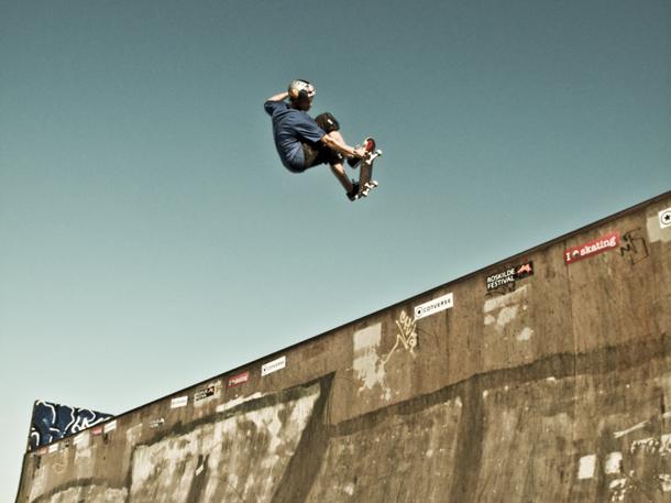 Roskilde Skatepark i Vest