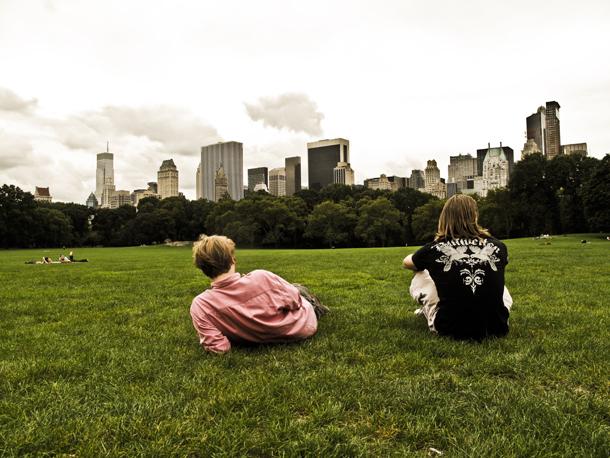 New York Åndehul
