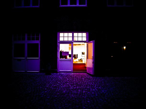 Tres Bien Shop Indgang