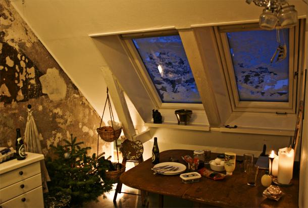 Jul på Vesterbro