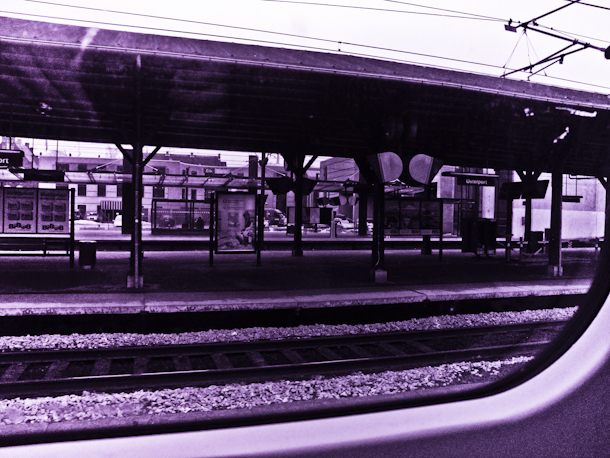 Mennesketom Østerport Station
