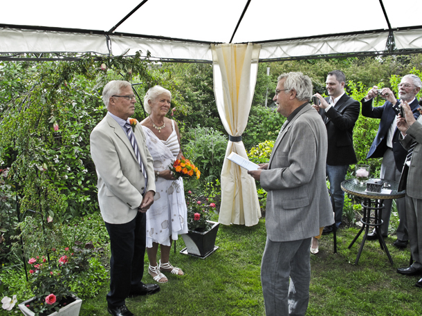 Mormor & Eriks Bryllup