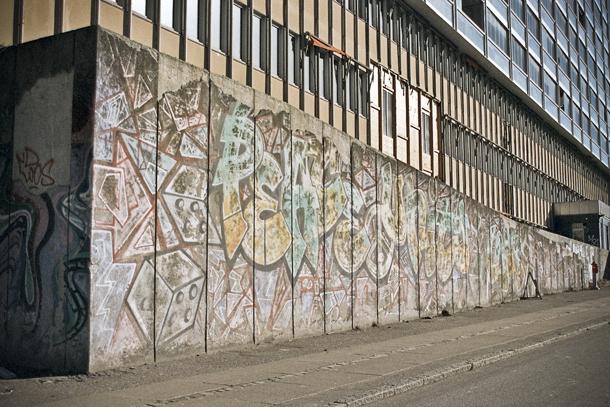 Lyngbyvej Graffiti